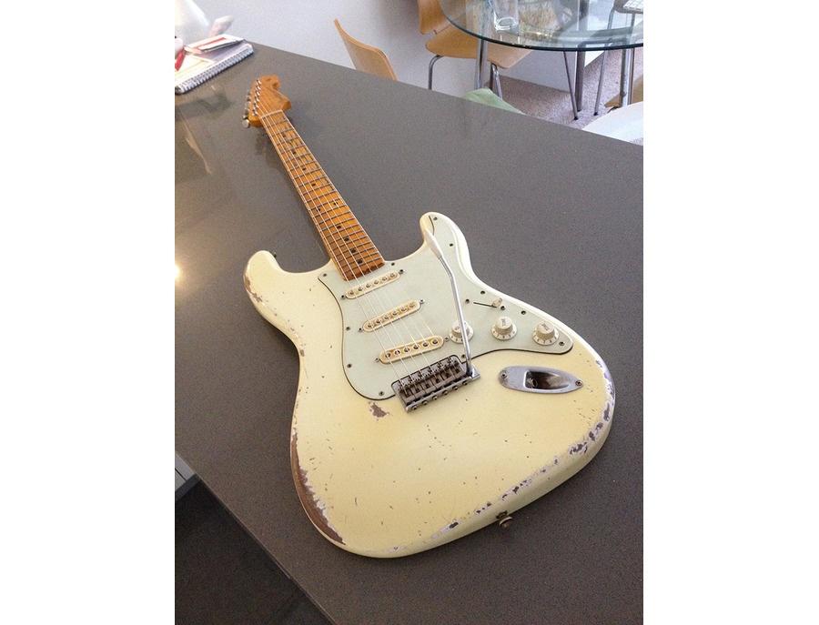 MJT 1962 Relic Stratocaster