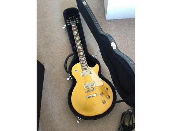 MIJ Epiphone Gold Top Les Paul