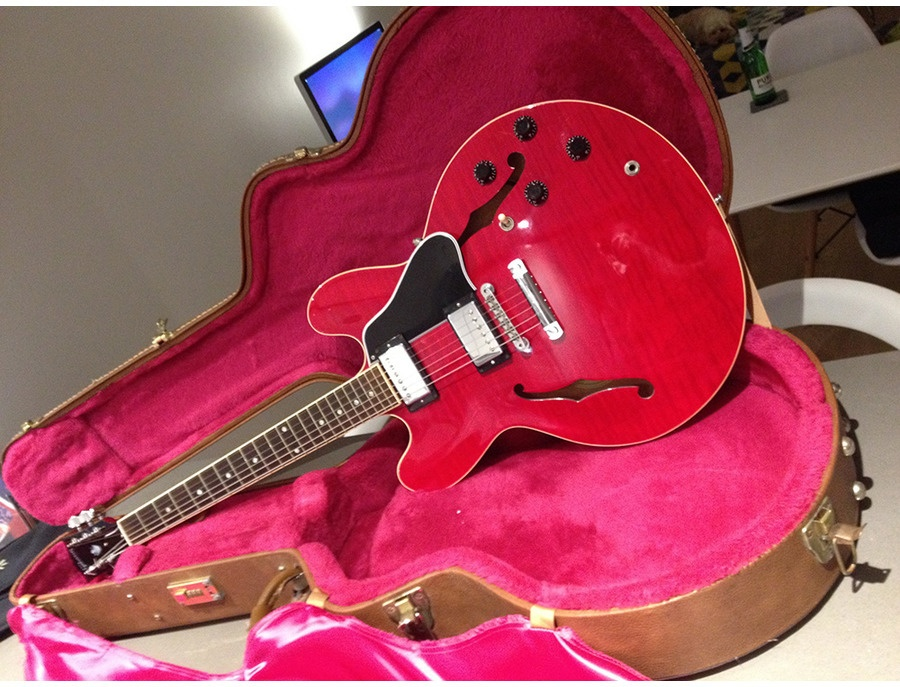 2000 Gibson USA ES335 - Cherry Flame