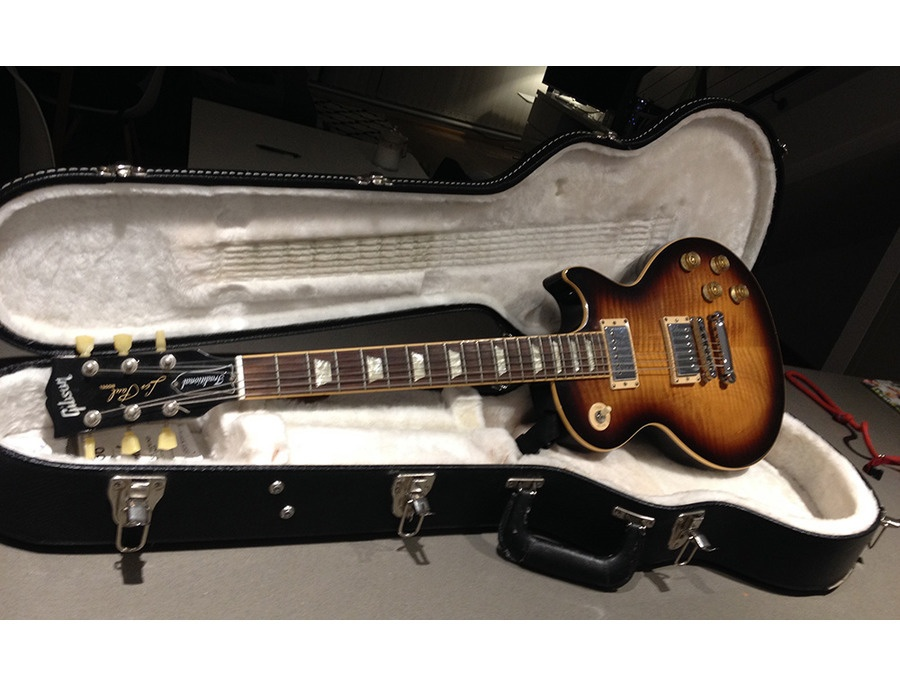Gibson USA Les Paul Traditional - Desertburst