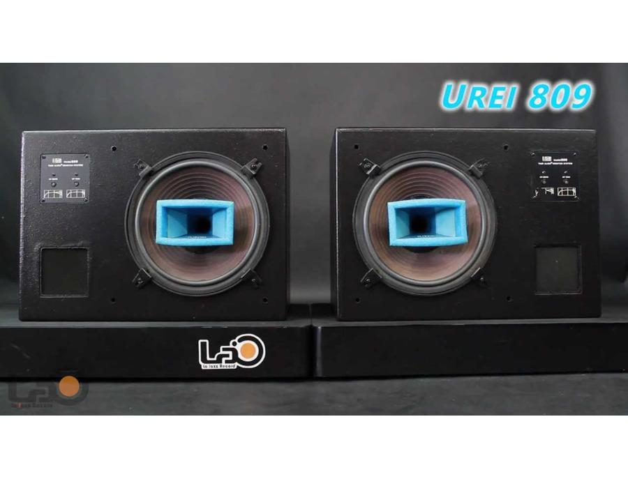 UREI model 809 monitor
