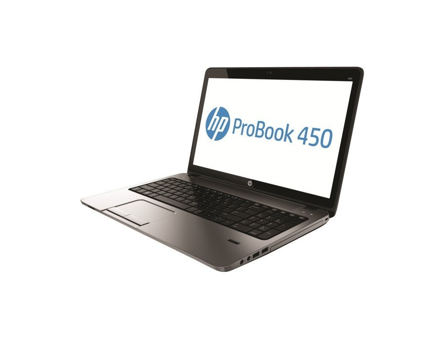 HP ProBook 450 G1 Intel Core i5-4200M 2.50 GHz, 4,00 GB RAM, 256 GB SSD, Windows 7 Professional