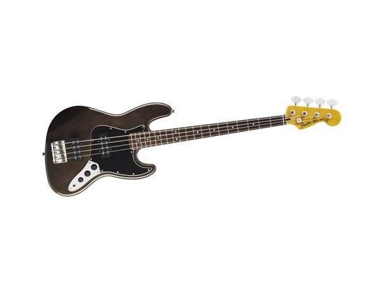 Modern Player Jazz Bass®, Rosewood Fingerboard, transparent black