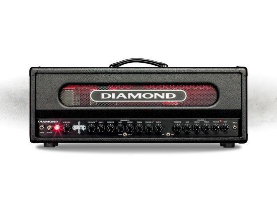 Diamond Heretic 100W Tube Guitar Amp Head