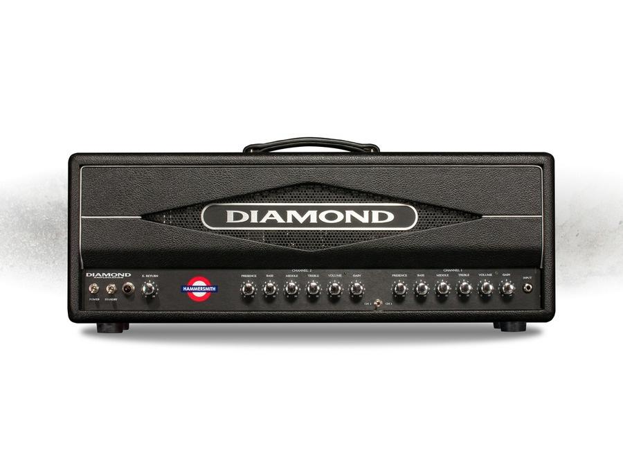 Diamond Hammersmith 100W Tube Guitar Amp Head