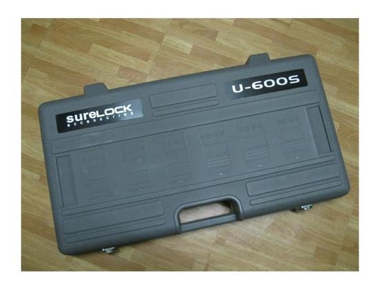 Surelock Pedal Board Case