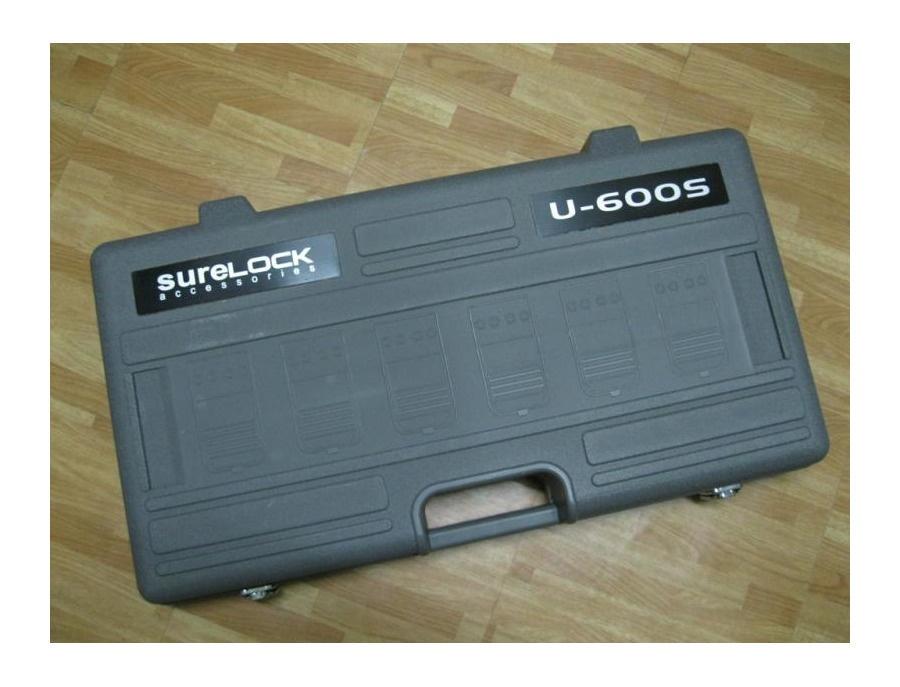 Surelock pedal board case xl