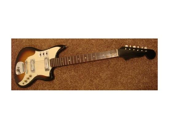 1960s Zenon Guitar