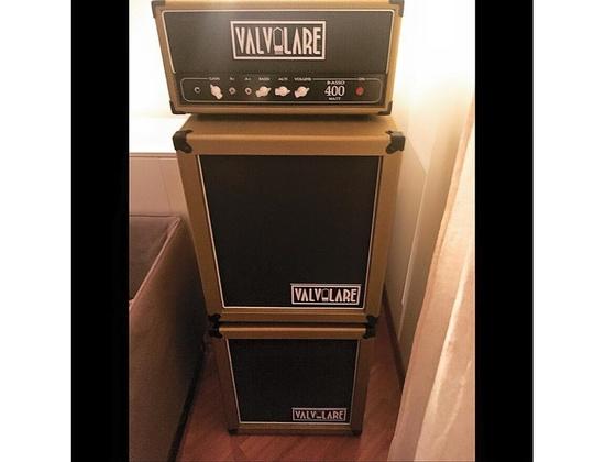 Valvolare B-Asso 400W + 1x10 + 1x15 Cabinets