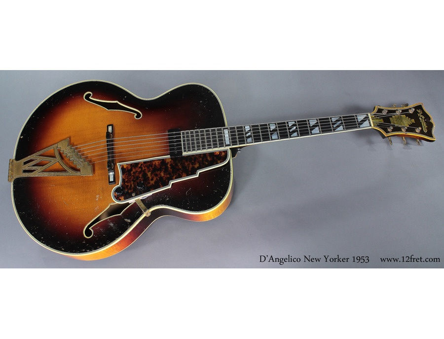D'Angelico New Yorker