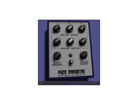 Audio Damage Pulse Modulator