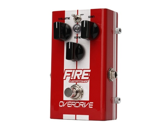 Fire Custom Shop Overdrive