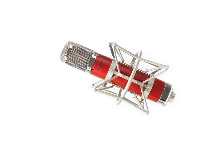 Avantone cv 12 multi pattern large capsule tube condenser microphone xl