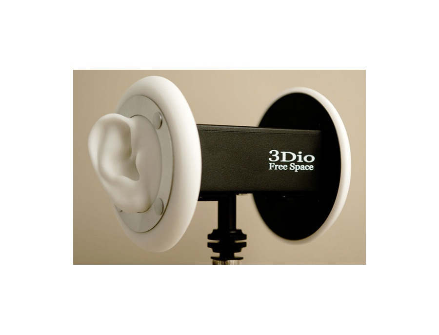 3Dio - Free Space Binaural Microphone
