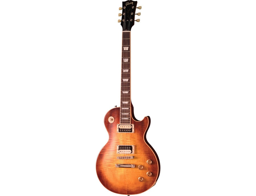 Gibson Les Paul Standard 50s Neck Faded Tobacco Burst