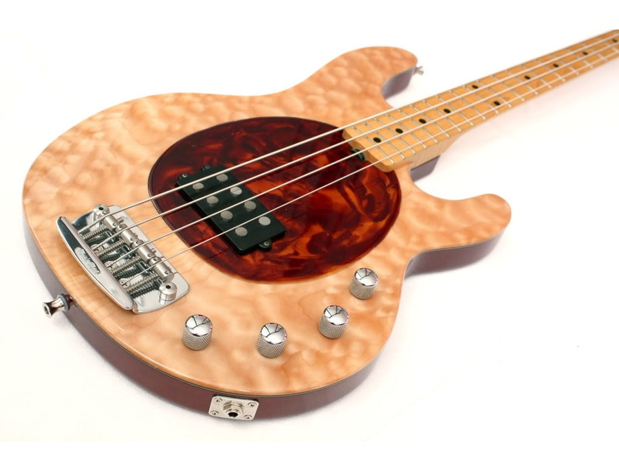 music man 20th anniversary stingray bass reviews prices equipboard. Black Bedroom Furniture Sets. Home Design Ideas