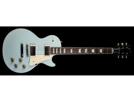 1957 Gibson Les Paul Custom Frost Blue