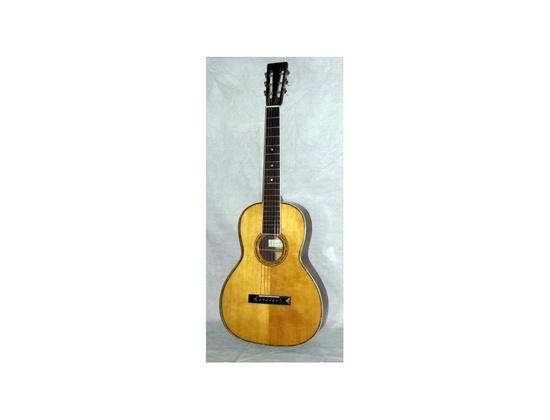 A1313 Carl C. Holzapfel concert guitar, circa 1917