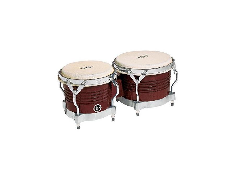 Latin Percussion Mahogany Bongos