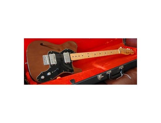 Walnut Fender 1972 Telecaster Thinline