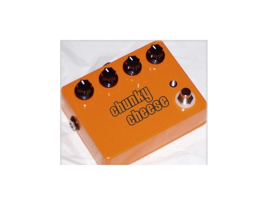 Officially Licensed Circuits Chunky Cheese Fuzz Pedal