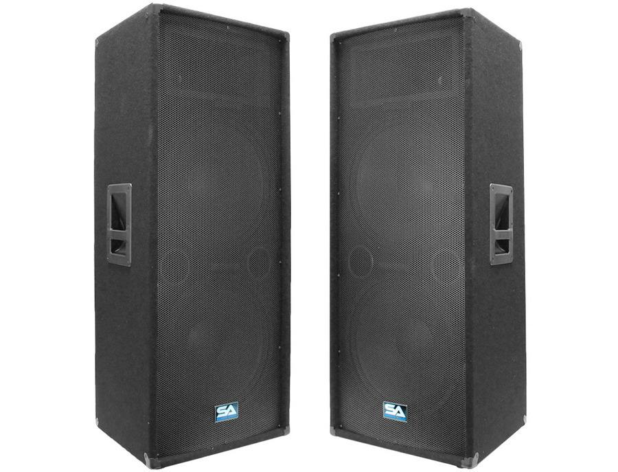 Seismic Audio SA 155T