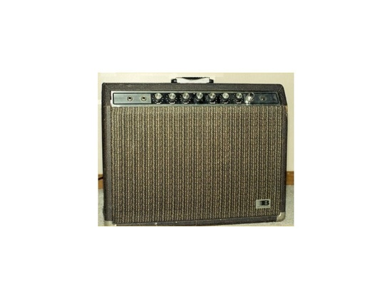 Benson 200 amplifier