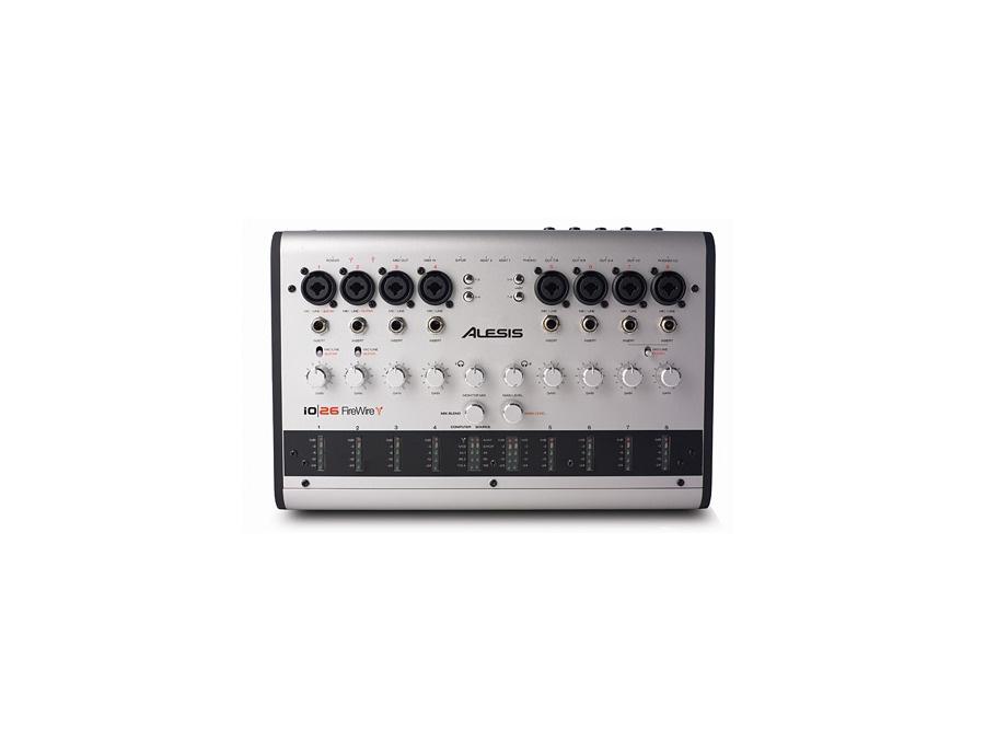 Alesis io 26 Audio MIDI FireWire Interface