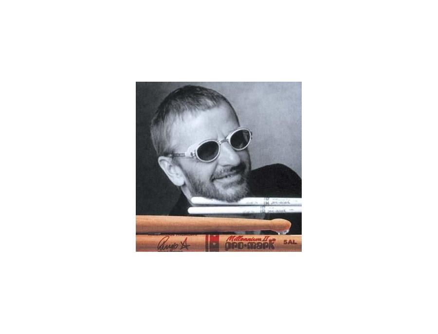 ProMark Millennium II Hickory 5AL Ringo Starr Wood Tip Drumsticks