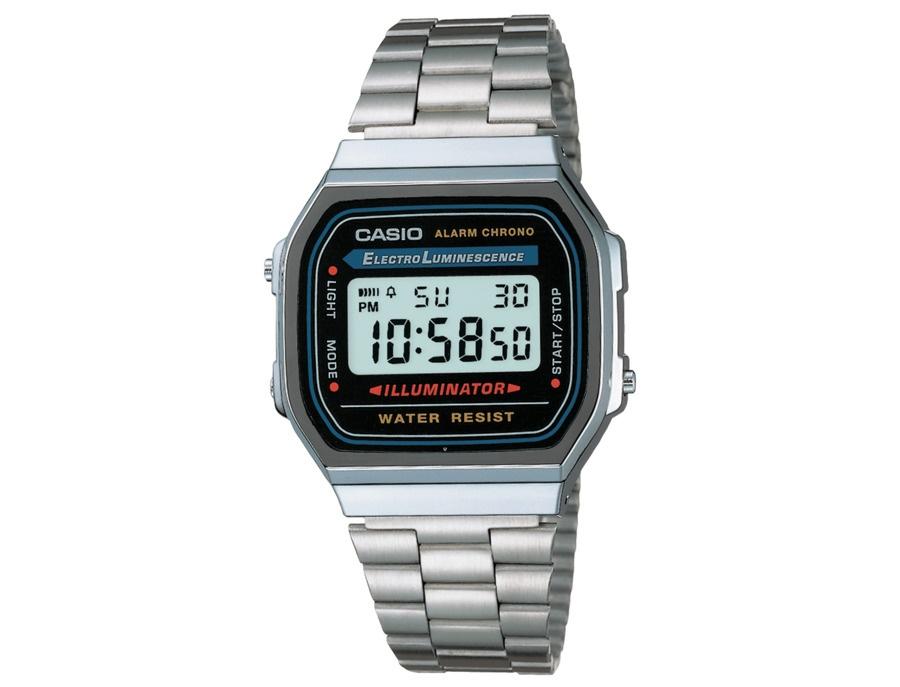 Casio A168WA Men's Digital Watch