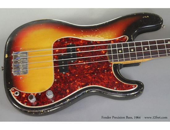 1964 Fender Precision Bass