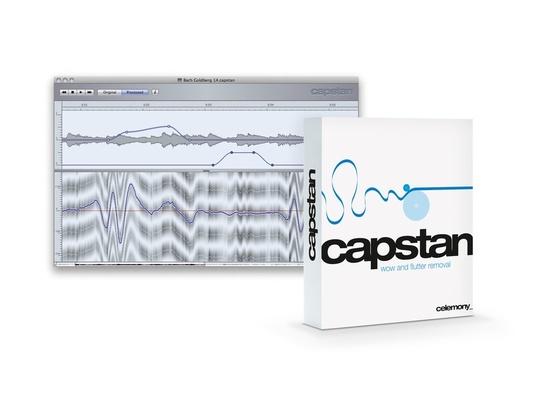 Celemony Capstan
