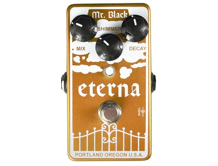 Mr black eterna shimmering reverberator xl