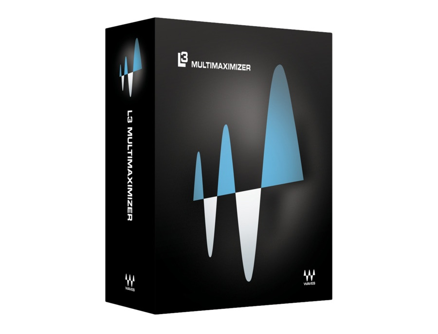 Waves L3 Multimaximizer Software Plugin