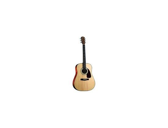 Fender DG-14s Dreadnought Acoustic Guitar