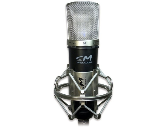SM Pro MC01 Condenser Microphone