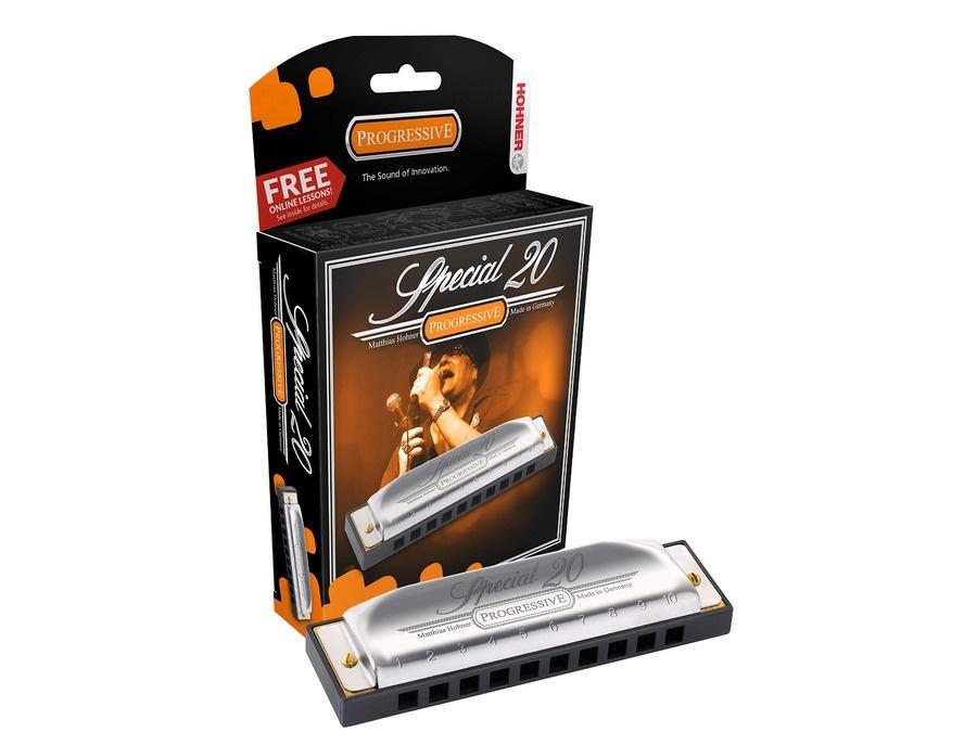 Hohner special 20 harmonica xl