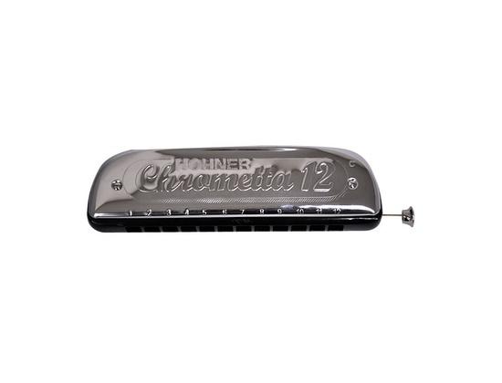 Hohner 255 Chrometta 12 Harmonica
