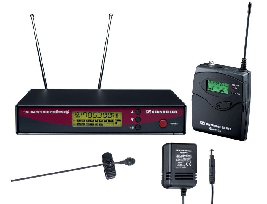 Sennheiser evolution g2 wireless system xl