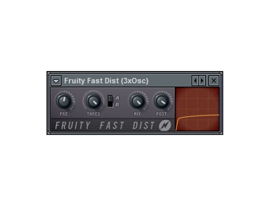 Fruity Fast Dist