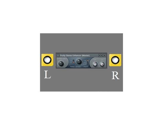 Fruity Stereo Enhancer