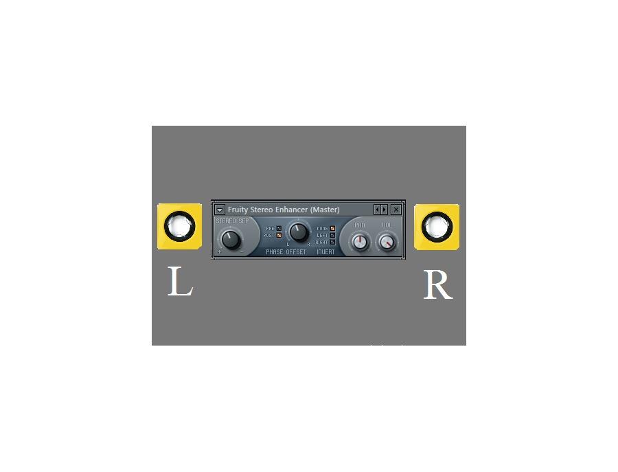 Fruity stereo enhancer xl