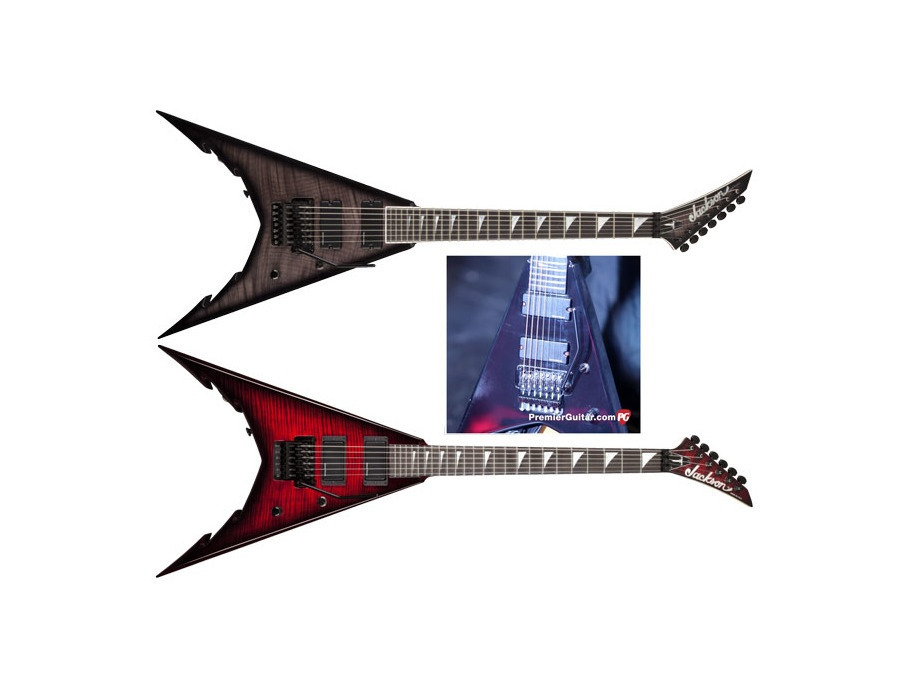 Jackson Corey Beaulieu USA signature model KV6
