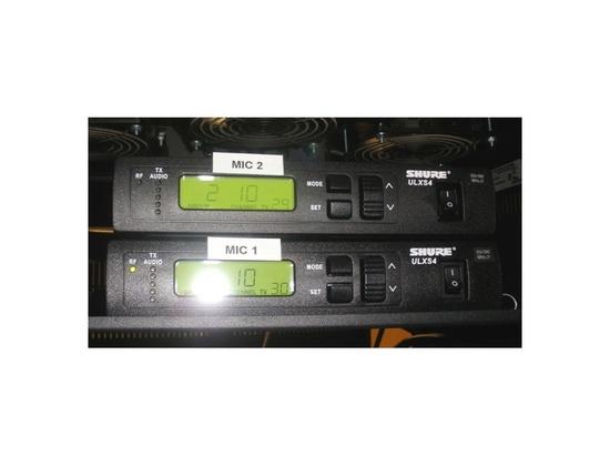 Shure ULXS4 Wireless Unit