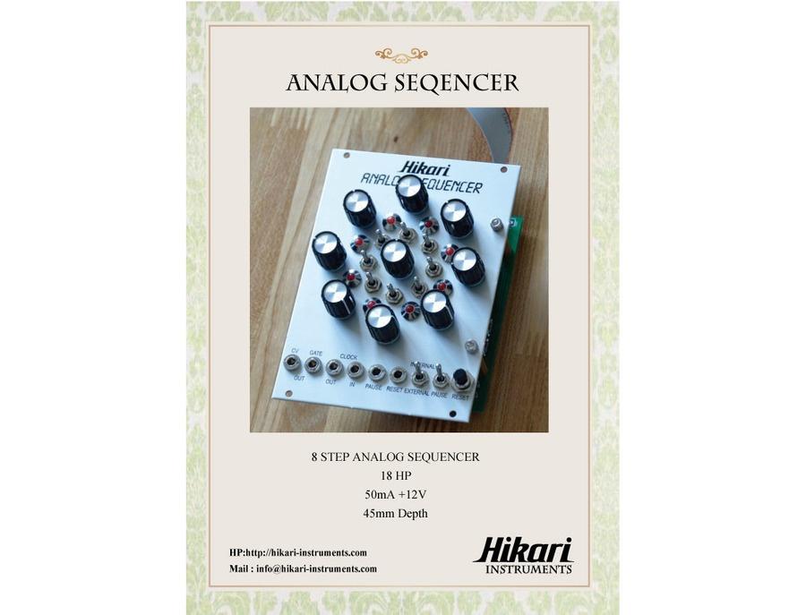 Hikari Analog Sequencer