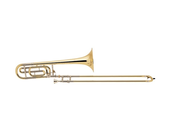 Vincent Bach Stradivarius 42B trombone, F attachment