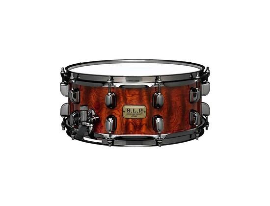 Tama S.L.P. G-Bubinga Snare Drum 14 x 6 in