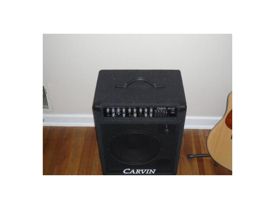Carvin AG100 amp
