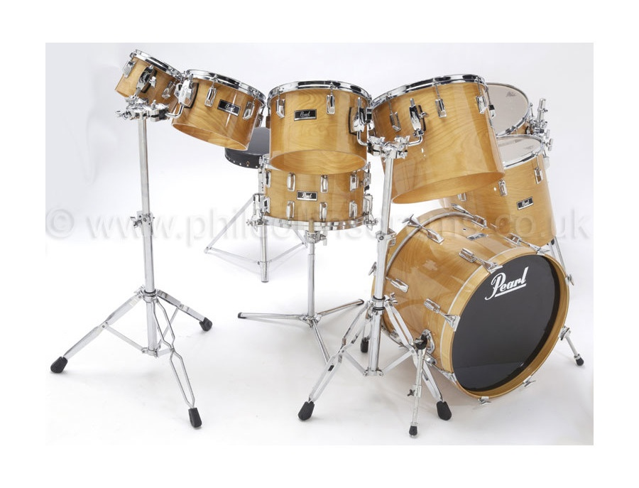 Pearl BLX Custom Birch Kit