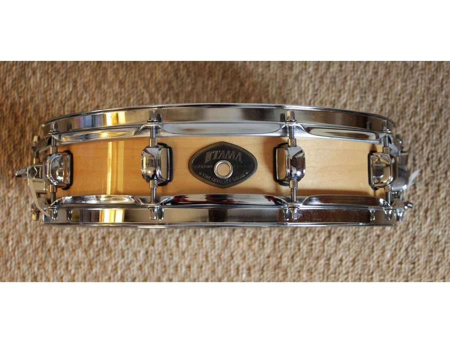 Tama 4x14 artwood maple piccolo snare drum xl
